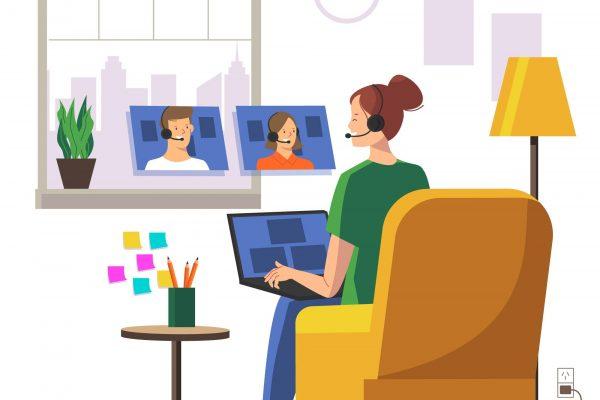 Work From Home (WFH) 在家工作的即時通訊層面如何解決? 在家工作又有什麼好處?
