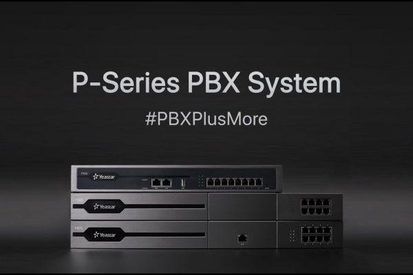 P 系列 IP PBX 企業電話系統解決方案