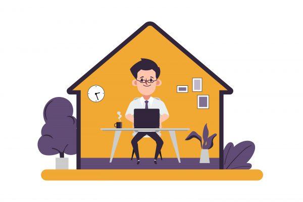 在家工作(work from home)有什麼好處?